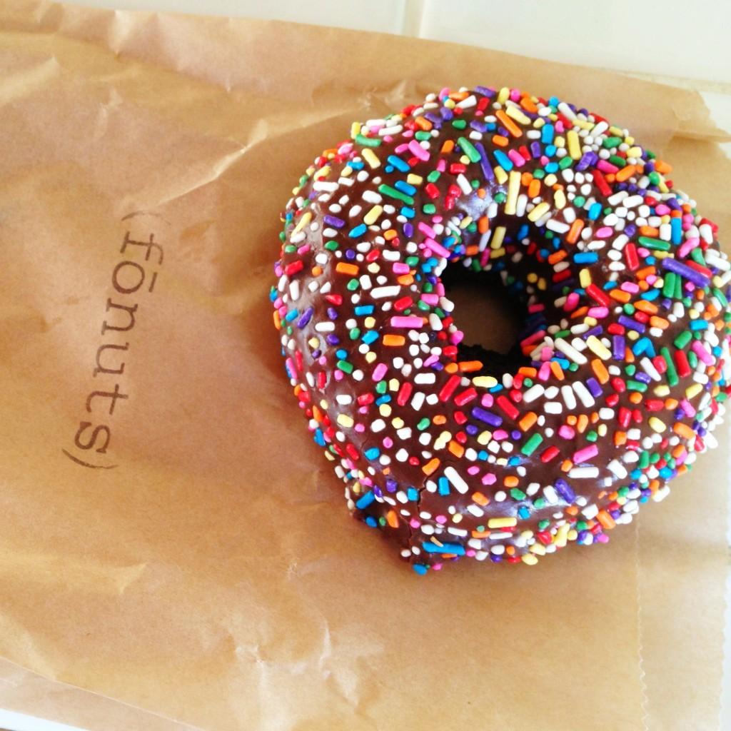 Fonuts Gluten Free Donuts