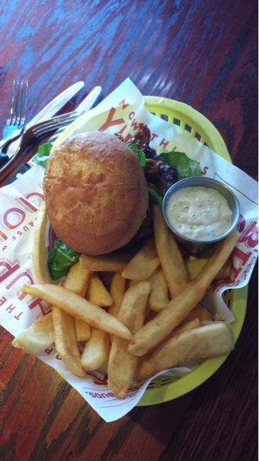 Red Robin Gluten Free Burger Menu